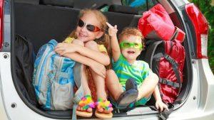 Tempo di vacanze.....tempo di valigie!
