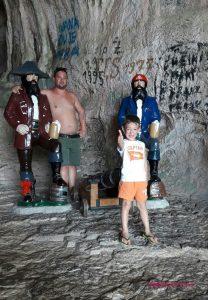 Croazia con i bambini - Cava dei Pirati