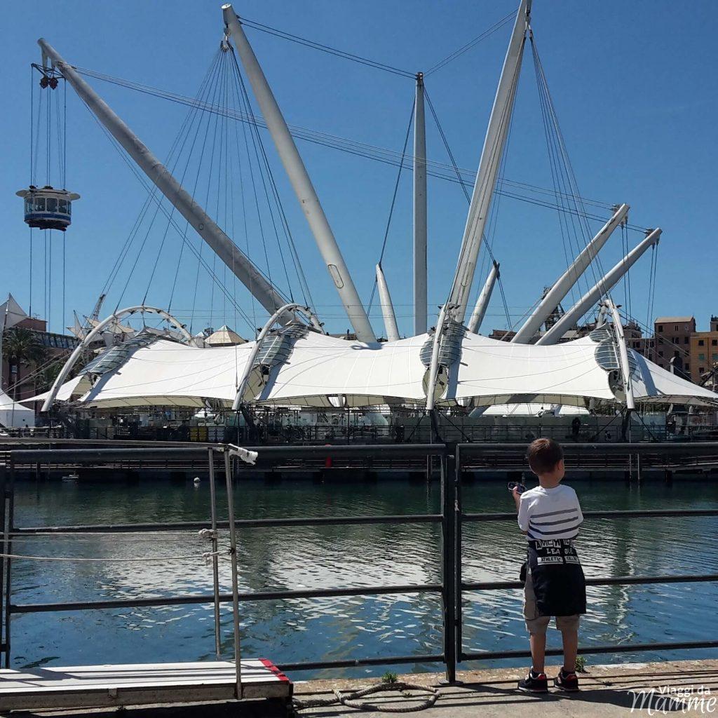 Costo acquario di Genova