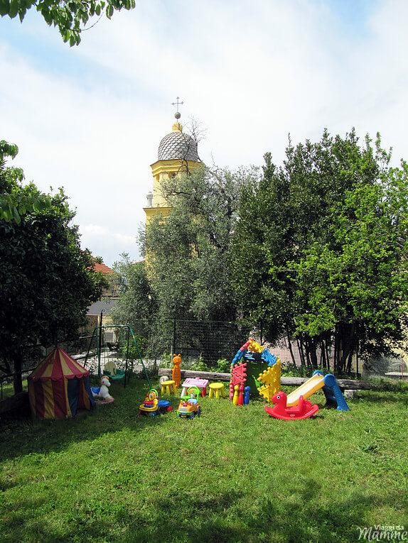 Dove dormire a Levanto con bambini Casa Vacanze San Giacomo