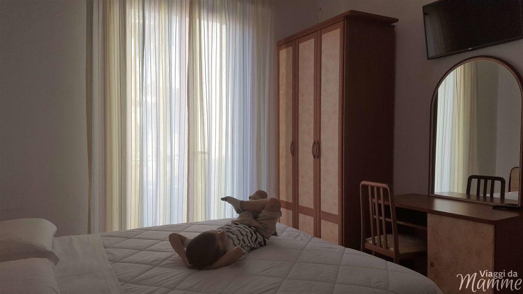 Hotel Derby: un'oasi di tranquillità a Bellaria Igea Marina -la nostra camera-