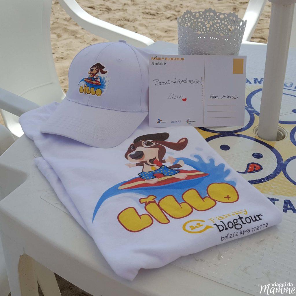 Vacanza a Bellaria Igea Marina: cosa fare coi bambini - i regalini di Lillo-