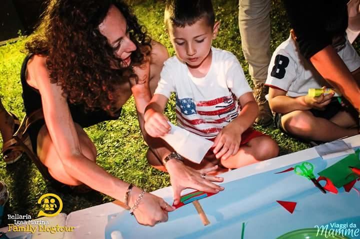 Vacanza a Bellaria Igea Marina cosa fare coi bambini -foto di Alessia Bocchini Photographer -