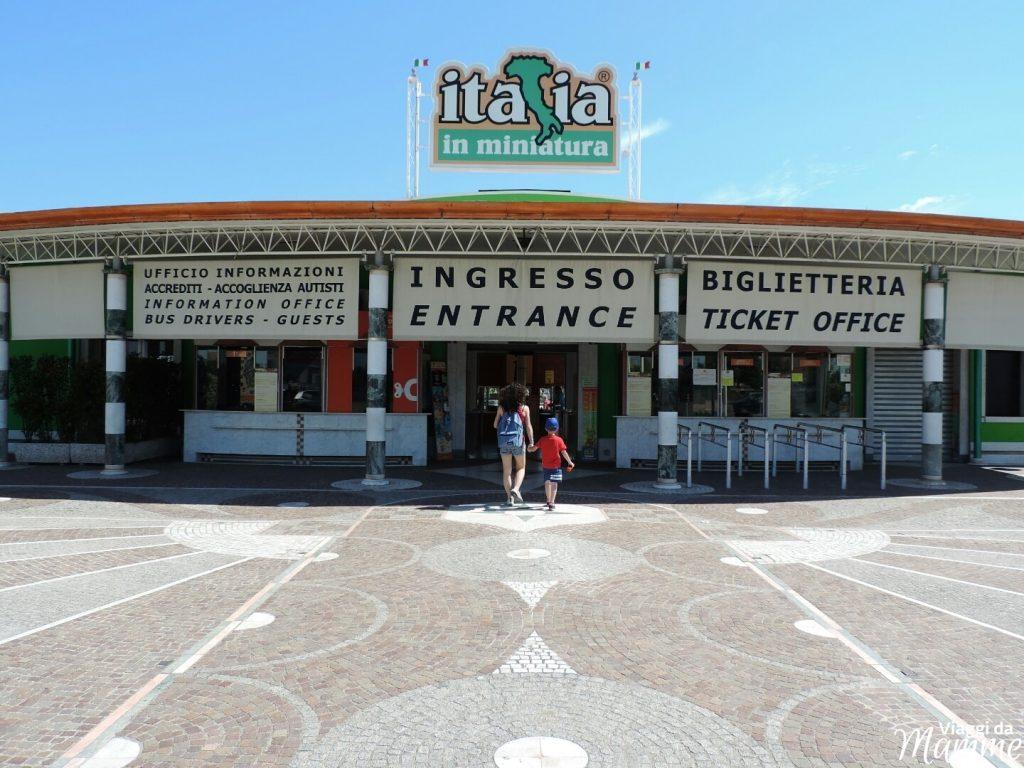 Italia in Miniatura Rimini: parco divertimenti con bambini -ingresso-