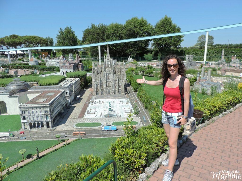 Italia in Miniatura Rimini: parco divertimenti con bambini