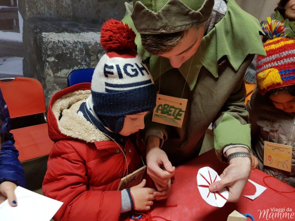 La Casa Bergamasca di Babbo Natale a Lovere