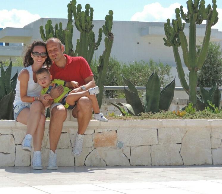 Come continuare a viaggiare con un neonato -Puglia 2014-