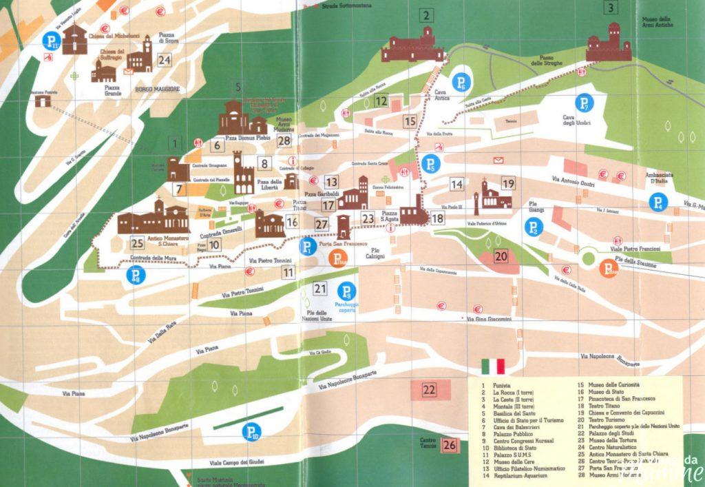 Visitare San Marino