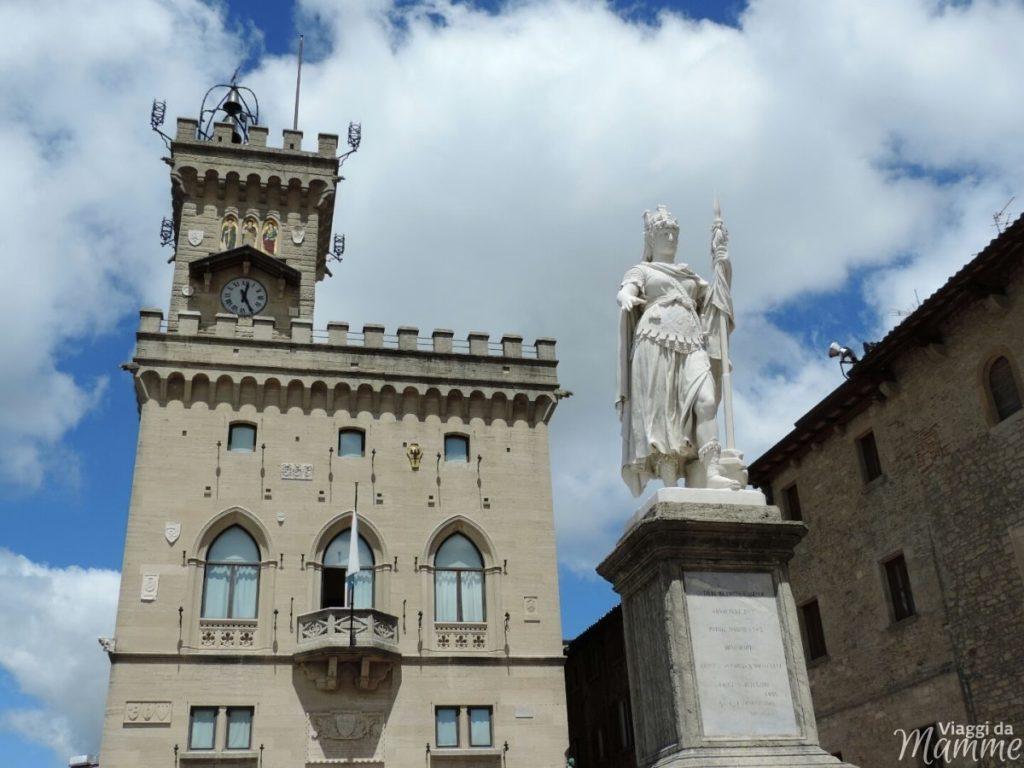 San Marino cosa vedere in un giorno