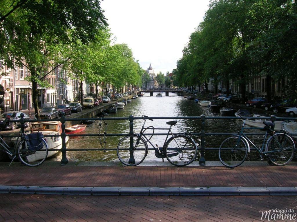 Visitare Amsterdam con bambini in un weekend