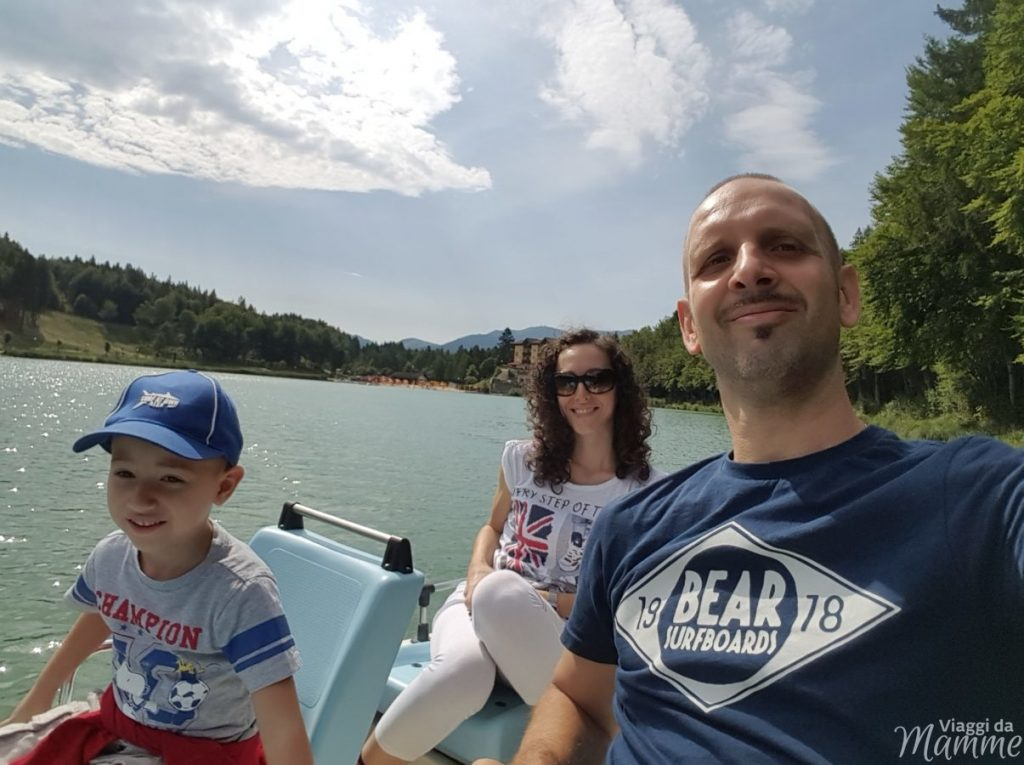 Alpe Cimbra estate in montagna con bambini a Folgaria