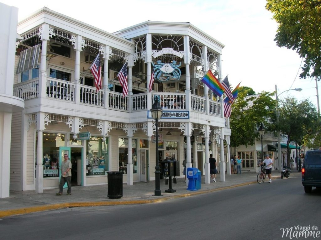 Florida con bambini: Miami e Key West più Disney World -Duval Street, Key West-