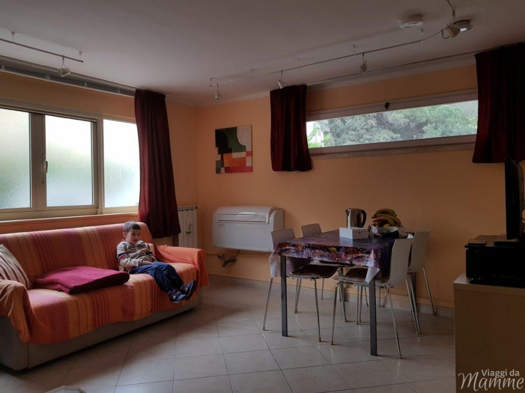 Dove dormire a Viareggio con bambini appartamento Il gioiellino