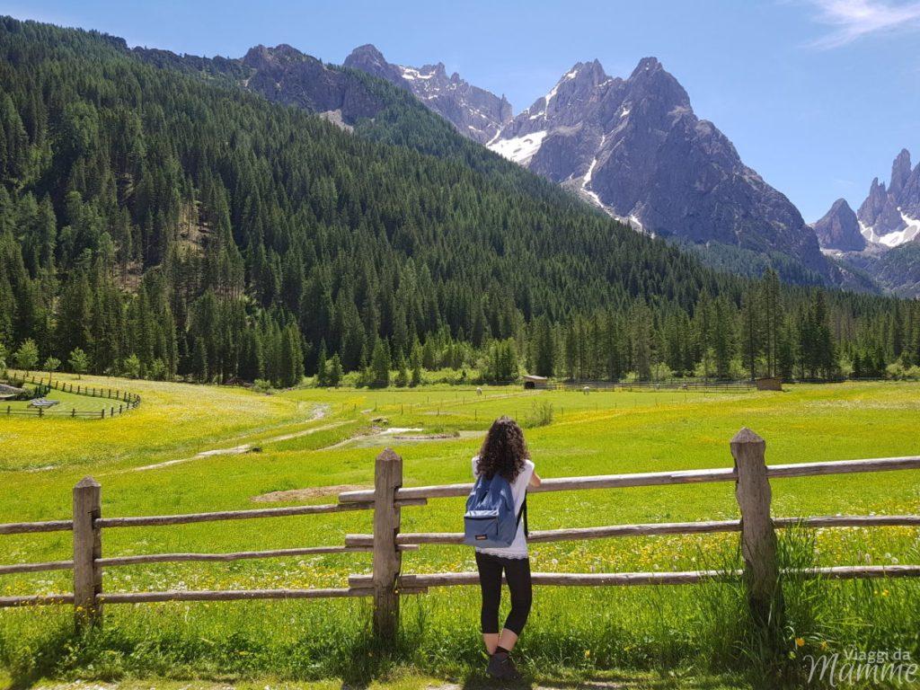 Alta Val Pusteria con bambini una grande emozione -escursione in Val Fiscalina-
