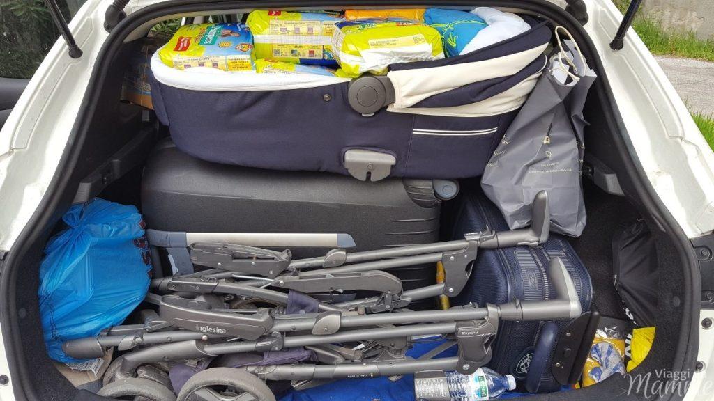 Viaggiare con neonati è possibile
