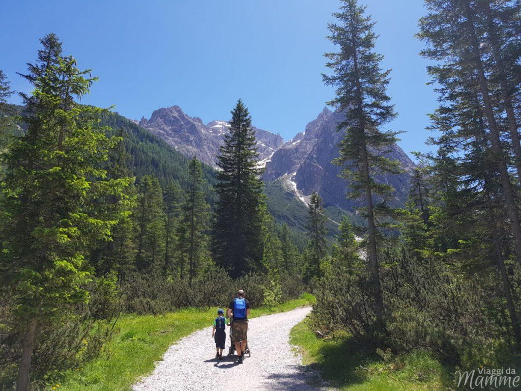 Val Pusteria escursioni bambini