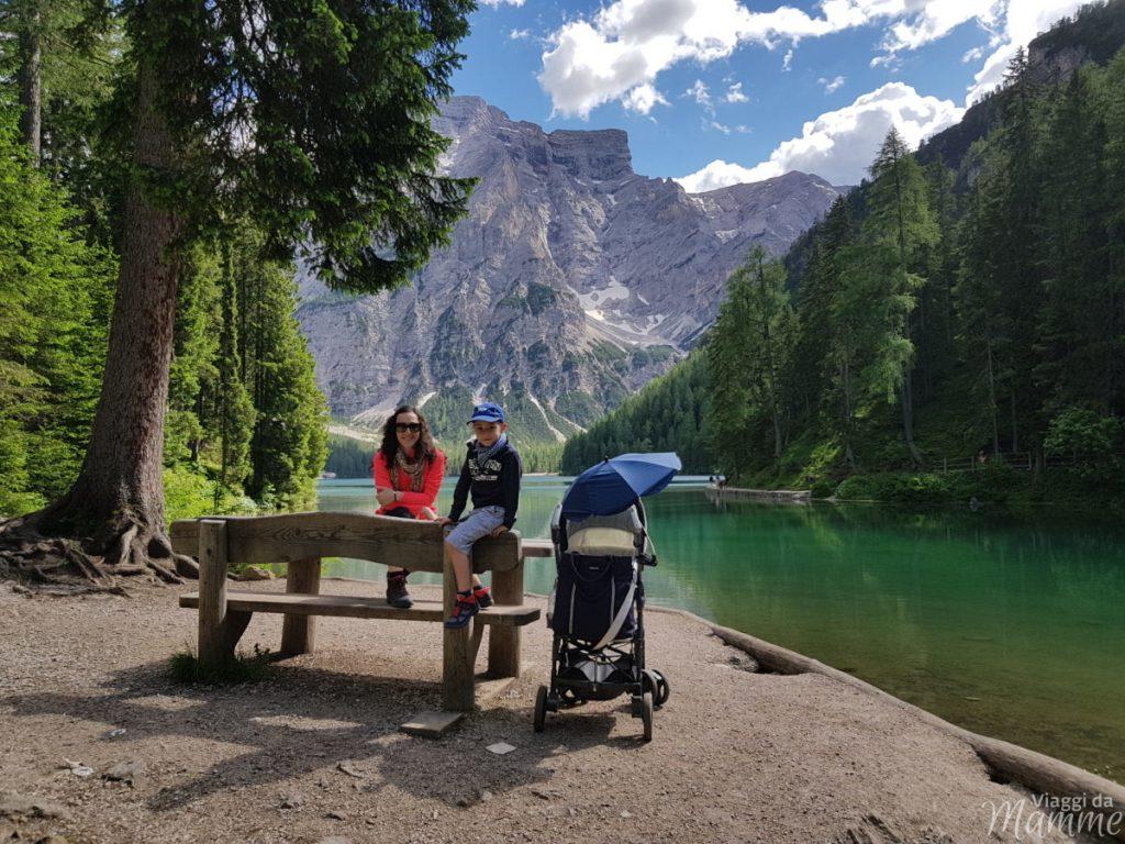 Escursione al Lago di Braies