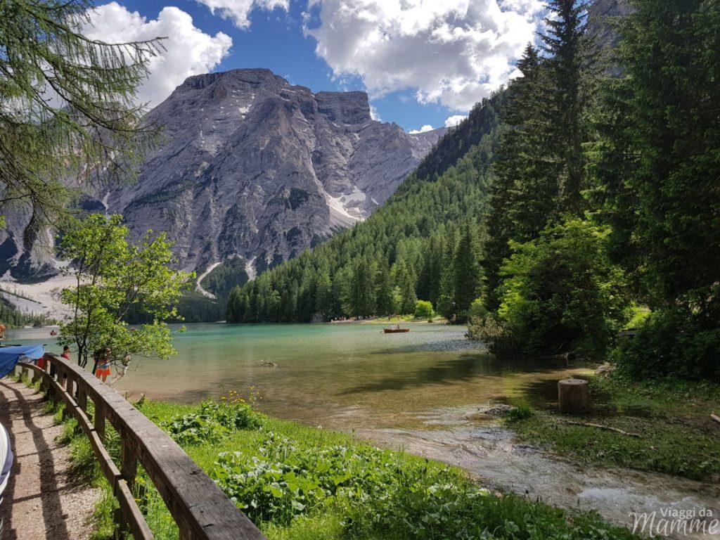 Giro Lago di Braies