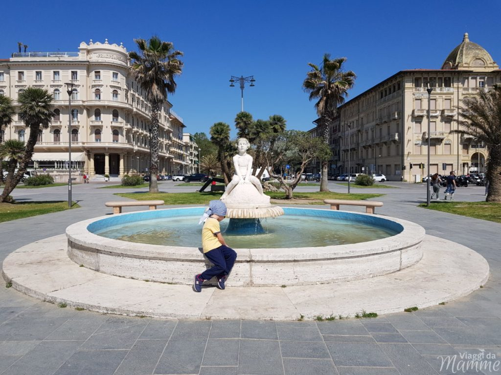 Vacanza in Versilia con bambini: cosa fare a Viareggio e dintorni