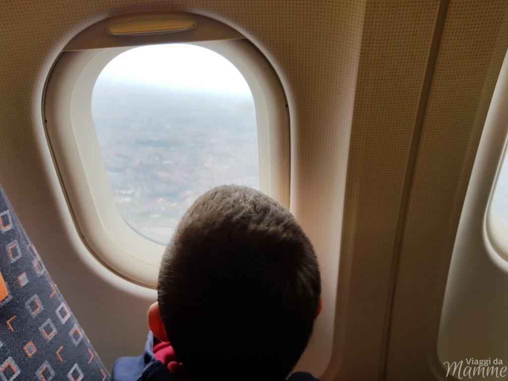 Vincere la paura di volare