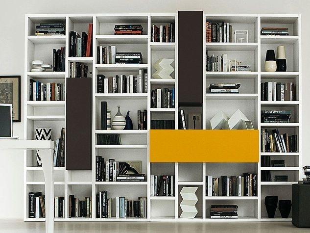 libreria salotto