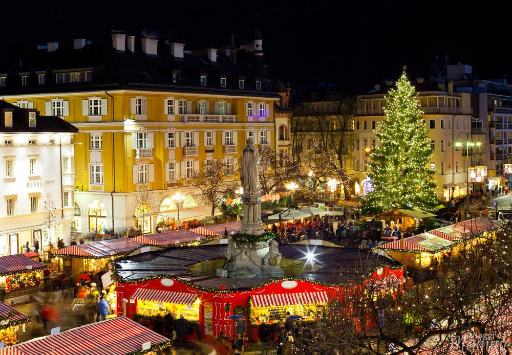 Natale in Italia dove andare