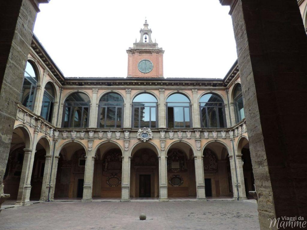 Cosa vedere a Bologna con bambini in due giorni -Archiginnasio di Bologna-