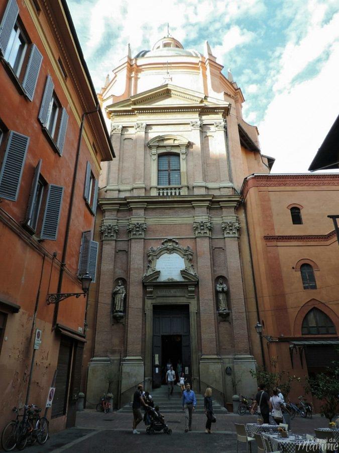Cosa vedere a Bologna con bambini in due giorni -Chiesa di Santa Maria della Vita-