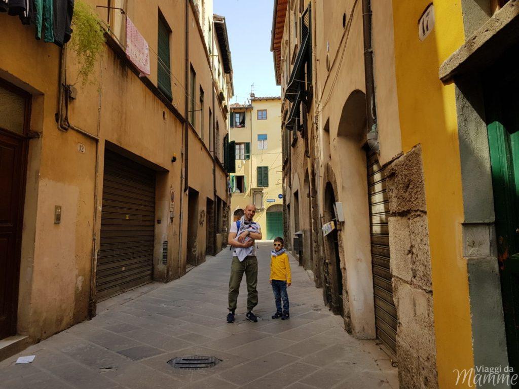 Lucca per bambini