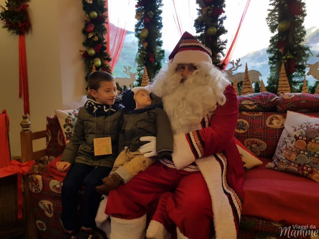 Gromo è la Casa Bergamasca di Babbo Natale 2018