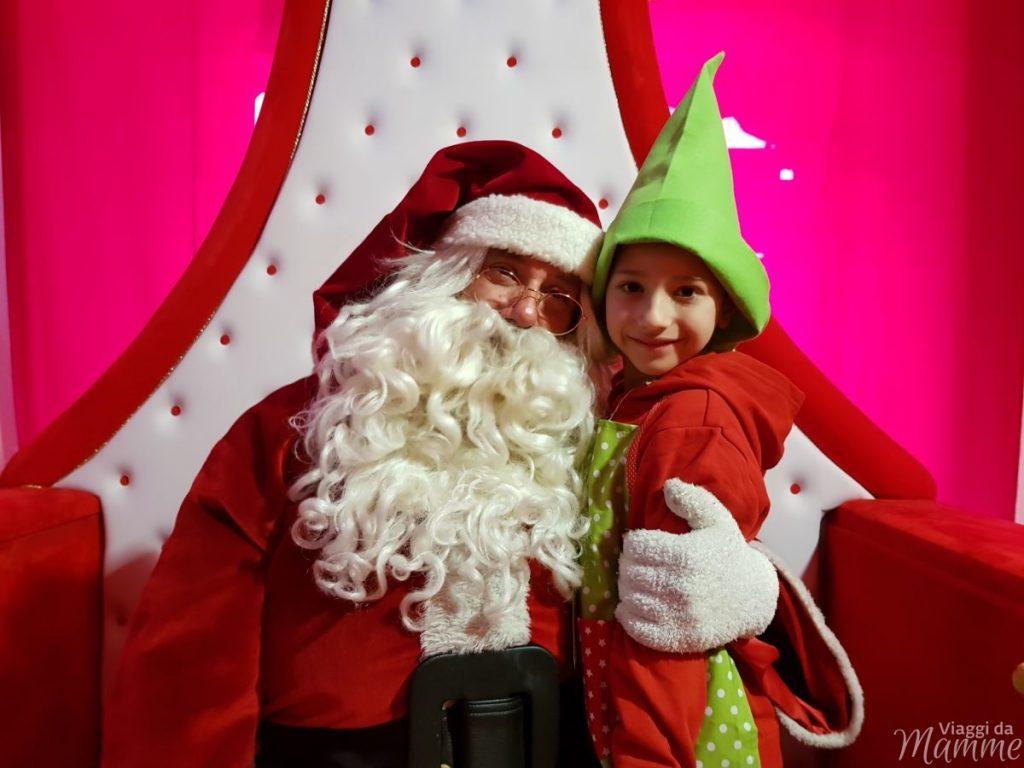 Babbo Natale Riva del Garda