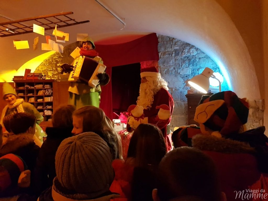La casa di Babbo Natale Riva del Garda