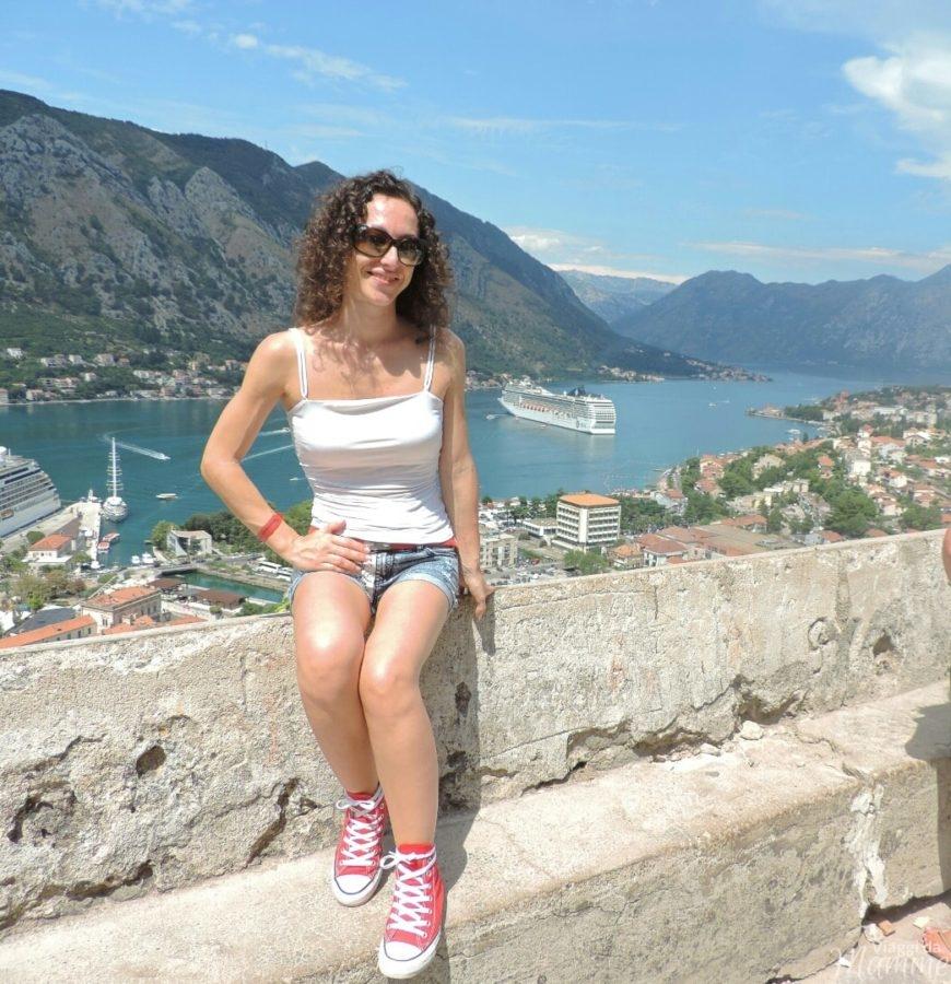 A Kotor in Montenegro