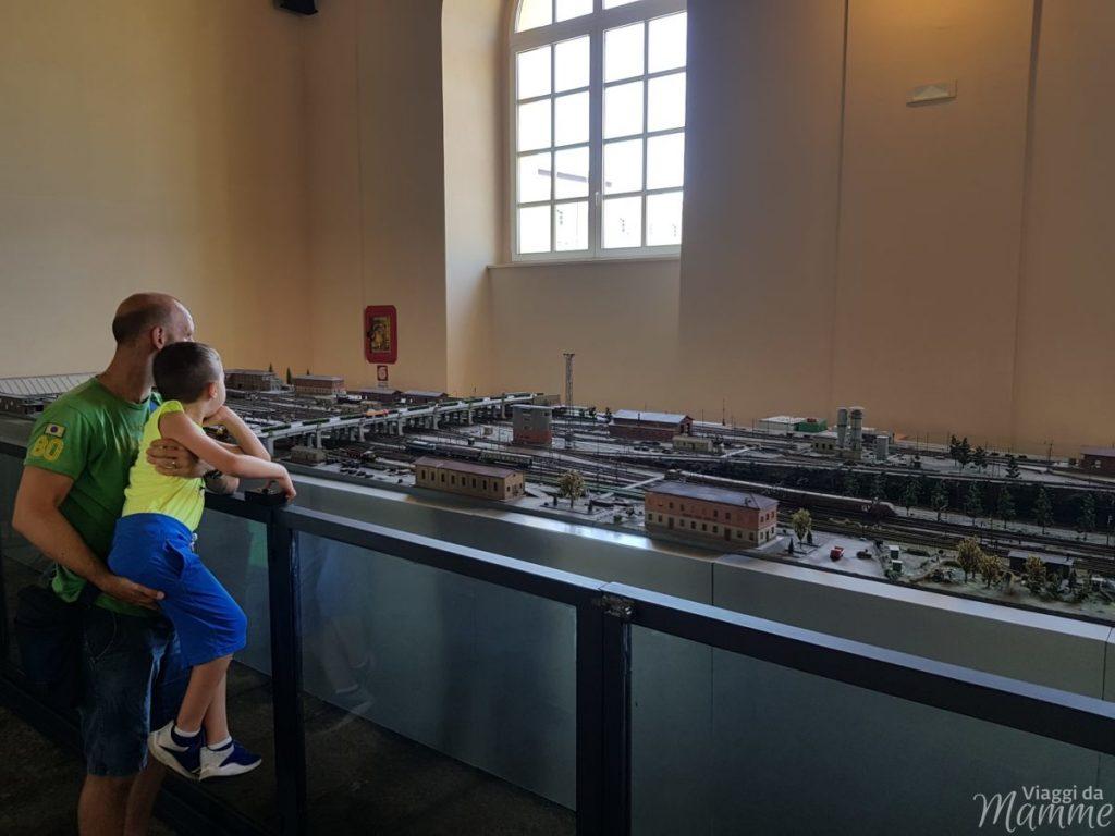 Museo Ferroviario Napoli