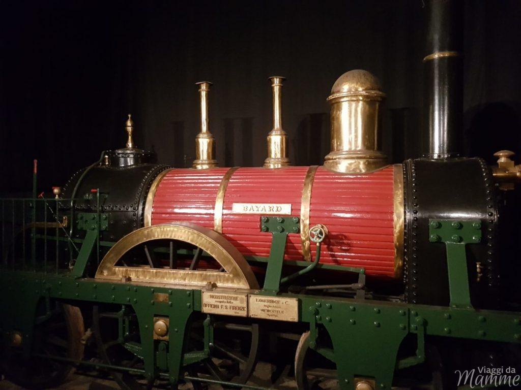 storia del treno