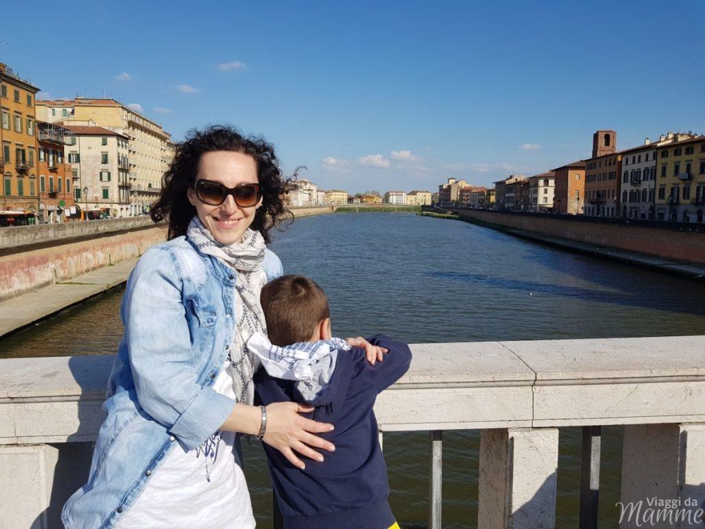 Visitare Pisa con bambini