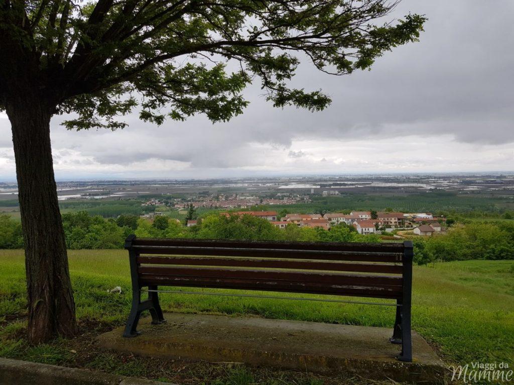 Basso Monferrato: belvedere di Coniolo