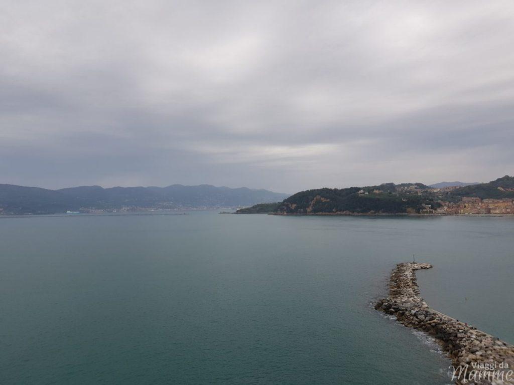 Traghetto Lerici Portovenere