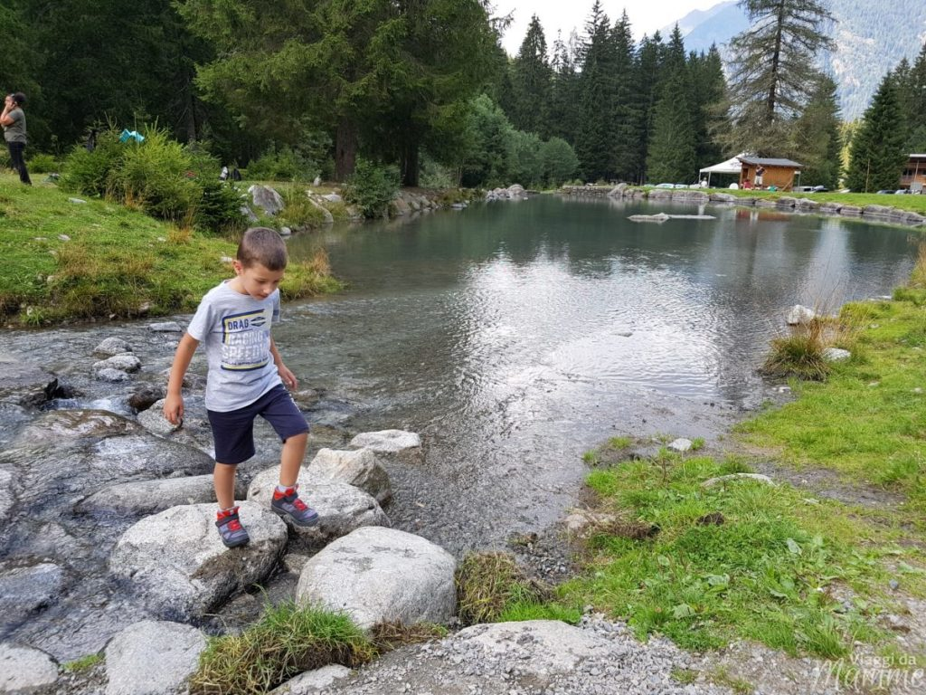 Abbigliamento montagna estate bambini