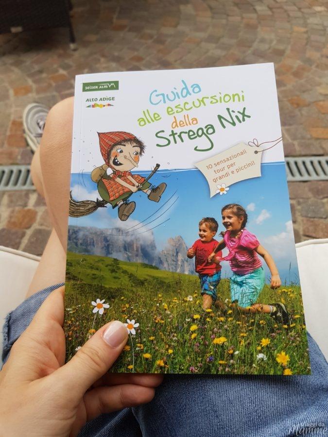 Vacanze in montagna con bambini senza rischi: consigli pratici -Guida alle escursioni della Strega Nix -