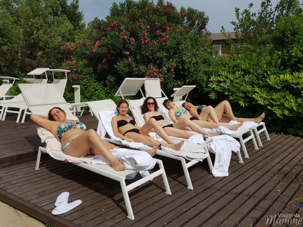 Weekend tra amiche