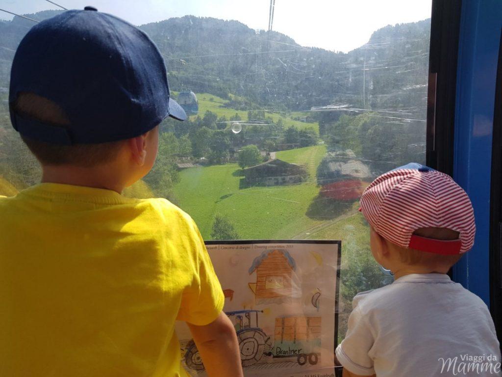 Alpe di Siusi escursioni bambini