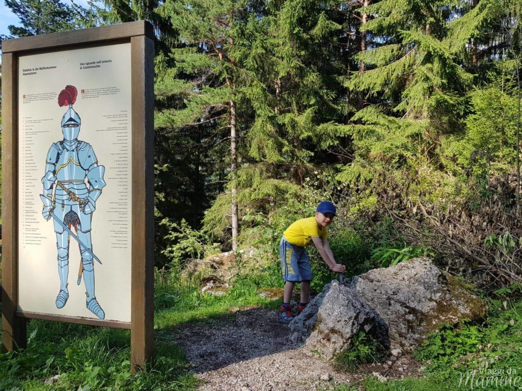 Alpe di Siusi passeggiate con bambini