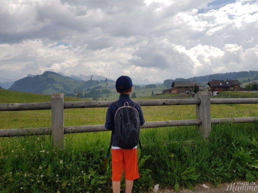 Alpe di Siusi bambini