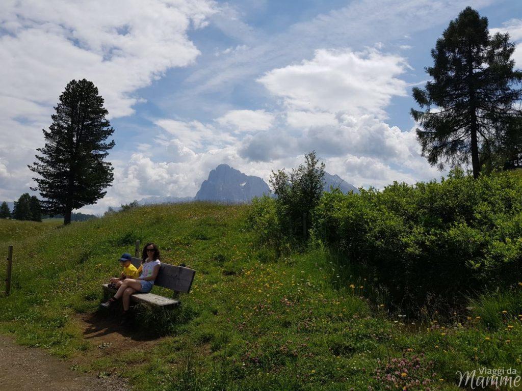 vacanze Alpe di Siusi