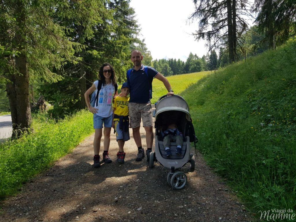 Alpe di Siusi escursioni estive