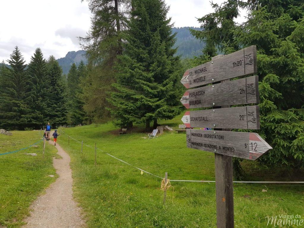 escursioni Castelrotto