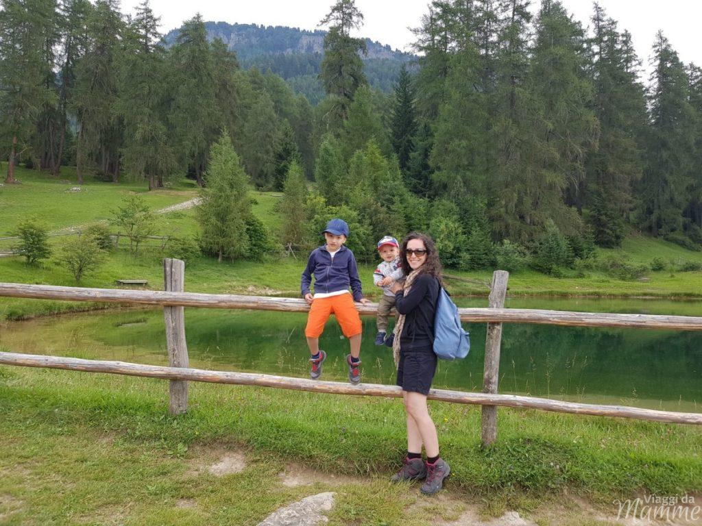 Castelrotto escursioni estive