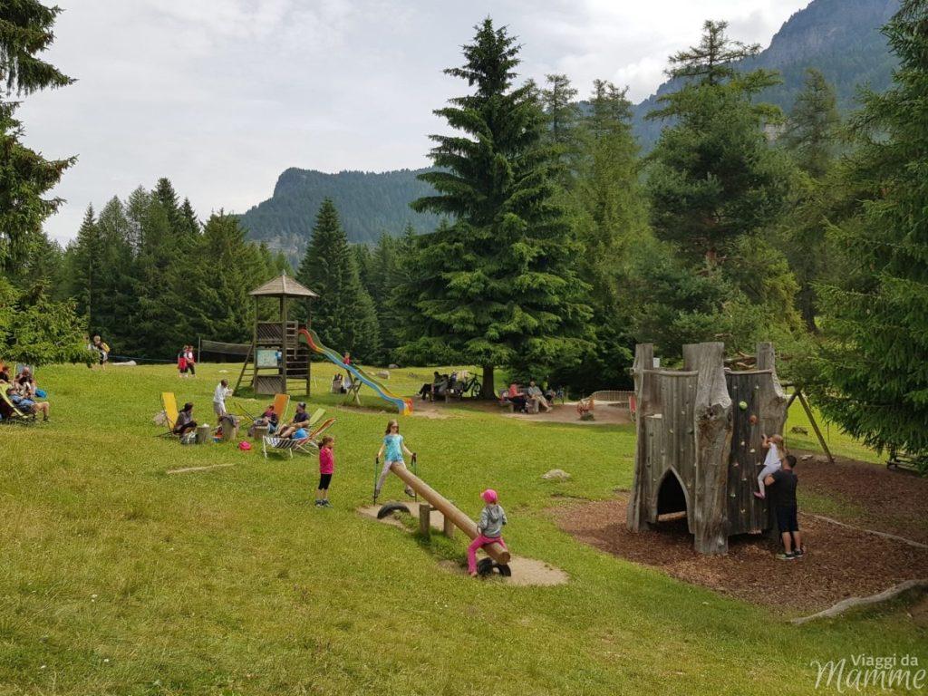 Parco giochi Marinzen