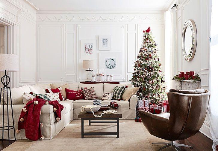 come addobbare casa per Natale